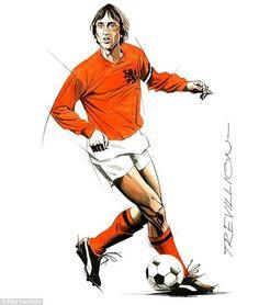Johan Cruyff. †2016