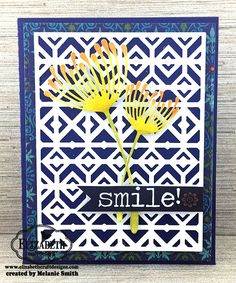 Fairy Stamp Land: Elizabeth Craft Designs Card Featuring Our NEW Dies!