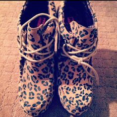 My Betsey Johnson boots :)