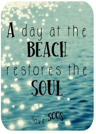 New quotes inspirational ocean beach Ideas Beach Day, Summer Beach, Ocean Beach, Ocean Girl, Beach Trip, Palm Beach, Summer Days, Quotes To Live By, Me Quotes