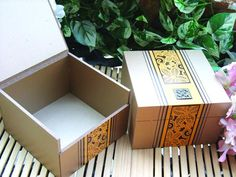 Gift Packaging: Cookie Boxes