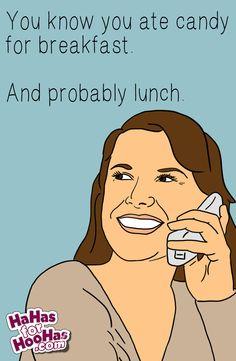 Admit it! #halloween // Share this #funnyecard at hahasforhoohas.com. #funnypic