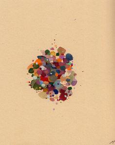 ghostpatrol - watercolour on paper - flickr