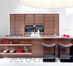 #wooden #wood #woodwork #furniture #furnishings #eco #design #interior #interiordesign #decoration #decor комплект в кухню Riva 1920 Cucina Only-One, Cucina Only-One