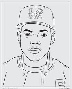 bun bs jumbo coloring and rap activity tumblr chance - Bun B Coloring Book