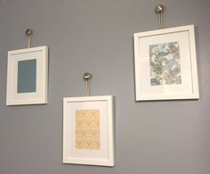 Free (& Nearly Free) Wall Decor - Lemons, Lavender, & Laundry