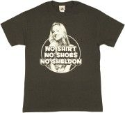 No Sheldon T-Shirt
