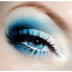 Bright blue eyes | Idea Gallery | Makeup Geek
