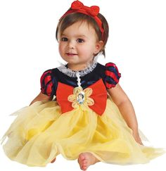 Snow White Deluxe Infant Infant (6-12 mths) -- Check this awesome product by going to the link at the image.