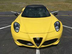 2016 Alfa Romeo 4C Coupe Facelift