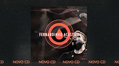 """Ouça o Preview da faixa """"Faz Chover"""" interpretada por cantores internacionais de várias partes do mundo no novo CD de Fernandinho  FERNANDINHO ACÚSTICO - NOVO CD LANÇAMENTO  A partir de 03/NOVEMBRO/2014 nas melhores lojas.  08/NOV-no Itunes"""