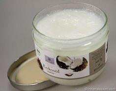 Kokosöl für gesunde Haare