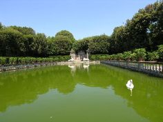Italy, Gardens and Parks: Villa Reale, Lucca, Toscana
