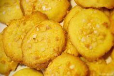 Rezept: Finnische Mandel-Kekse für Weihnachten