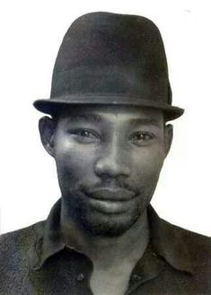 Derrick Morgan in his proper stingy brim hat that typifies the Ska look. Ska Music, Reggae Music, Black Music Artists, Prince Buster, Skinhead Reggae, Pork Pie Hat, Reggae Artists, Jamaican Music, Rude Boy