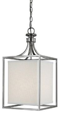 Capital Lighting 9046-463 2 Light Foyer Fixture - transitional - Pendant Lighting - Buildcom