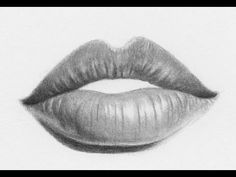 9 minute version from the blue lip guy - EASY WAY TO DRAW REALISTIC LIPS - YouTube
