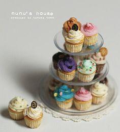 Le rose aux joues  » Les miniatures sucrées de Nunu's House