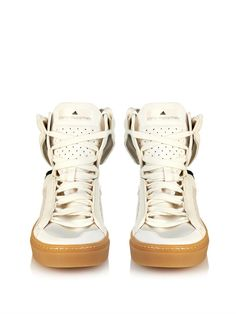 Adidas by Stella Mccartney Asamina high-top trainers