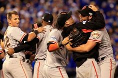 San Francisco Giants....2014 World Series Champions ~