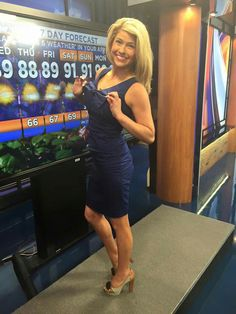 Dee ray weather girls tv personalities forward nikki dee ray saved by