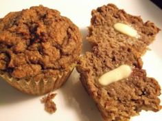 Paleo Strawberry Banana Muffins | Gluten and Dairy Free Recipe