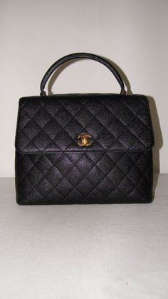 5b1e18ee54a29a 28 Best Chanel Kelly Bag images | Kelly bag, Chanel coco handle, Caviar