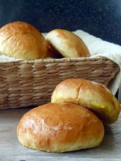 Whip up this recipe for golden-brown burger buns, and your barbecue will be the talk of the town.