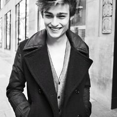 Douglas Booth // He is a mix of Ed Westwick and Chase Crawford!