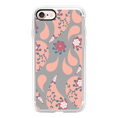 Paislewy 6ED - iPhone 7 Case, iPhone 7 Plus Case, iPhone 7 Cover,... ($40) ❤ liked on Polyvore featuring accessories, tech accessories and android case