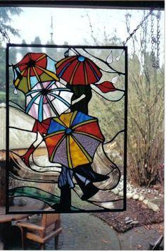 Umbrellas - Delphi Artist Gallery