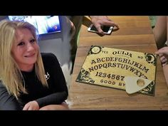 THE SCARIEST OUIJA BOARD EVER! *EVIL SPIRIT PROOF* - YouTube