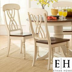 Here 39 S A Cheap Easy Way To Cover Your Kitchen Chairs I Used Some Countr