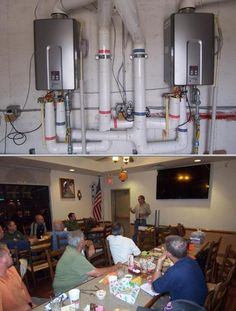 Hot Water Guys is a company you consult for installing tankless water heaters at home. They have been of service for over 10 years now, doing tankless hot water heater installation for local customers.