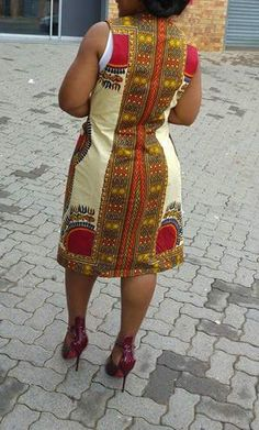 African Women Dashiki Coat Made To Order Quality African Dashiki Print Made with quality african dashiki fabric Thank for shopping African Inspired Fashion, African Dresses For Women, African Print Dresses, African Print Fashion, Africa Fashion, African Attire, African Wear, African Fashion Dresses, African Women