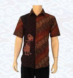 baju batik wayang
