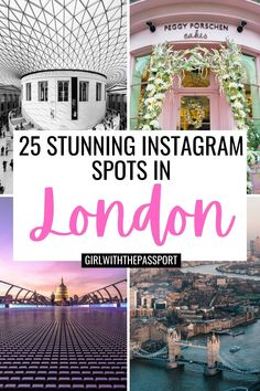 Best Instagram Spots in London England | Best Photo Spots in London | London Photography | London England Photography Guide | London Photography tips | Cute Places in London | London itinerary | London England itinerary | Things to do in London England | best places to go in London | London travel guide | London travel tips | London landmarks | best views in London | London England travel photography | London travel photography | England travel | United Kingdom travel | London England… London Attractions, London Landmarks, London England Travel, London Travel, Day Trips From London, Things To Do In London, London Must See, London Guide, New York City Travel