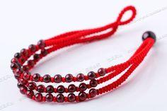 Красная нить гранат природный женский браслет осень и зима, принадлежащий категории Плетёные браслеты и относящийся к Ювелирные изделия на сайте AliExpress.com | Alibaba Group