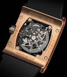 Richard Mille RM 016 Automatic Extra Flat Rose Gold