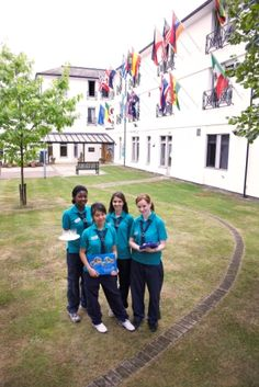 WAGGGS World Center: Pax Lodge, England - In this section you will find everything you need to know for planning your stay at Pax Lodge.
