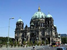 Berliner Dom travel-and-places