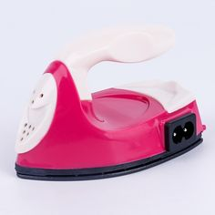 Craft Iron, Mini Iron, Iron Board, How To Iron Clothes, Steam Iron, Clothes Crafts, Diy Arts And Crafts, Diy Crafts, Portable