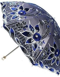 Beautiful blinged out umbrella