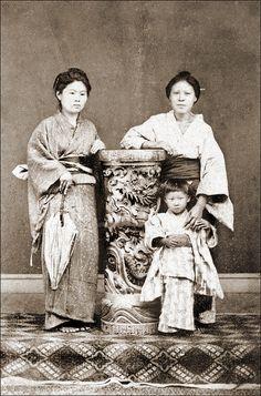 Japanese CDV, 1880s