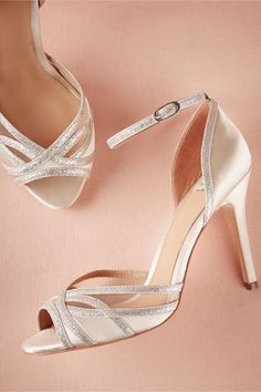 BHLDN Sterling Heels in  Shoes & Accessories Shoes at BHLDN
