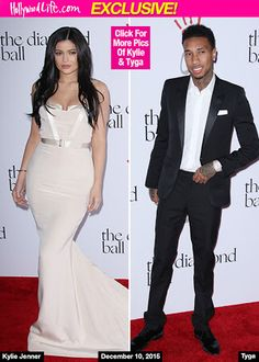 Kylie Jenner at the 2nd Annual Diamond Ball 2015