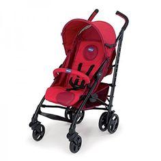 Chicco Lite Way - Silla de paseo, color rojo