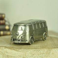 Kids toys Vintage Tin metal Money box cute car coin piggy bank Saving Box creative gift birthday gift Home decoration
