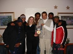 having fun with the Fam in 2005 Naturally7