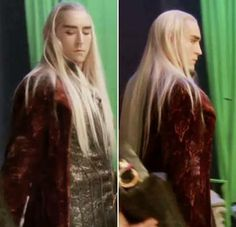 """{Thranduil - """"How about when I stand like this? Am I still fabulous?""""  Of course you are.} - @Susan Carroll your dialogue is always spot on. :)"""